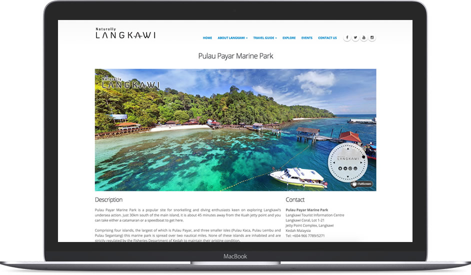 macbook pulau payar